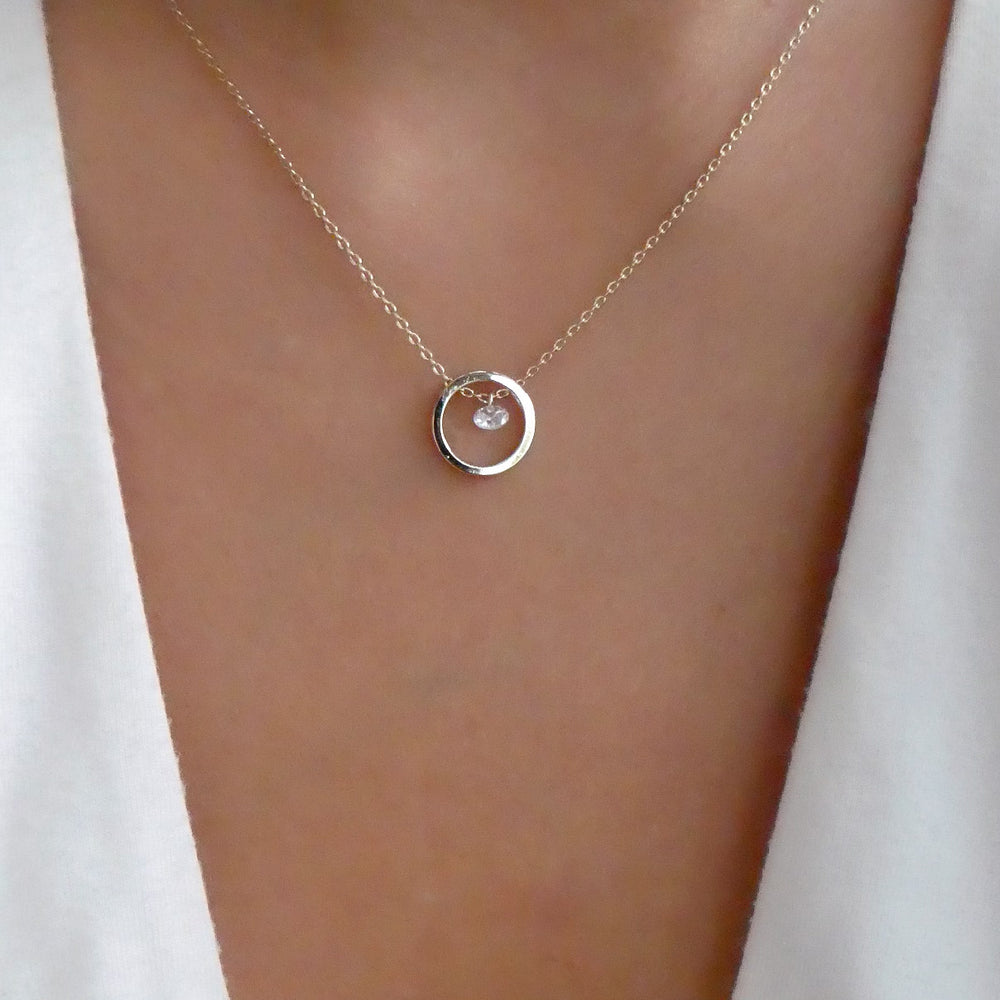 Simple Nayeli Necklace