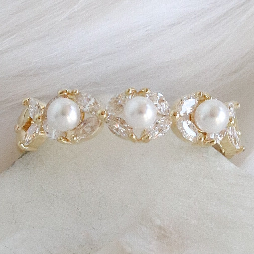 Zoie Pearl Ring