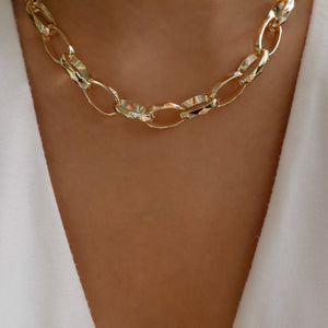 Misty Chain Necklace
