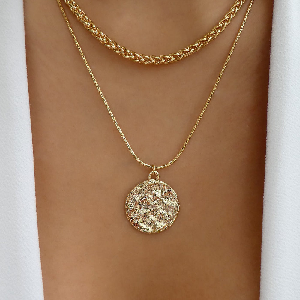 Siesta Coin Necklace