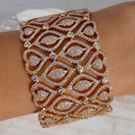 Crystal Melly Cuff