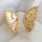 Lorenza Butterfly Ring