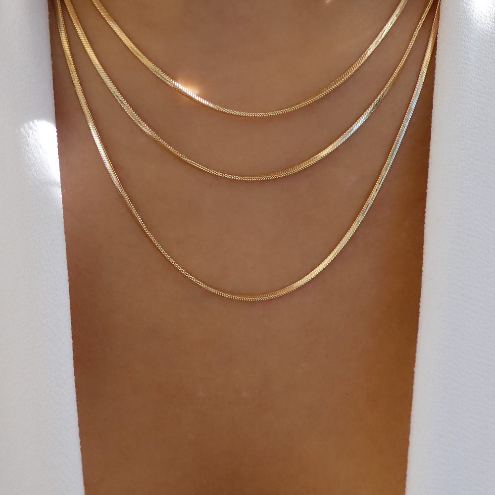 Goldie Chain Necklace