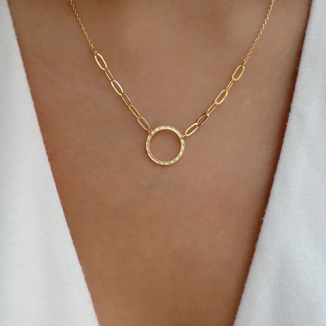 18K Craig Necklace