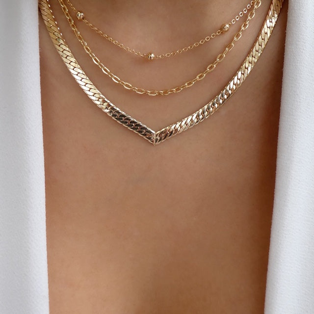 Yvonne Chain Necklace