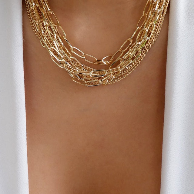 Idelia Chain Necklace