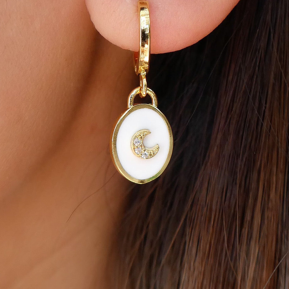 Moon Coin Hoops