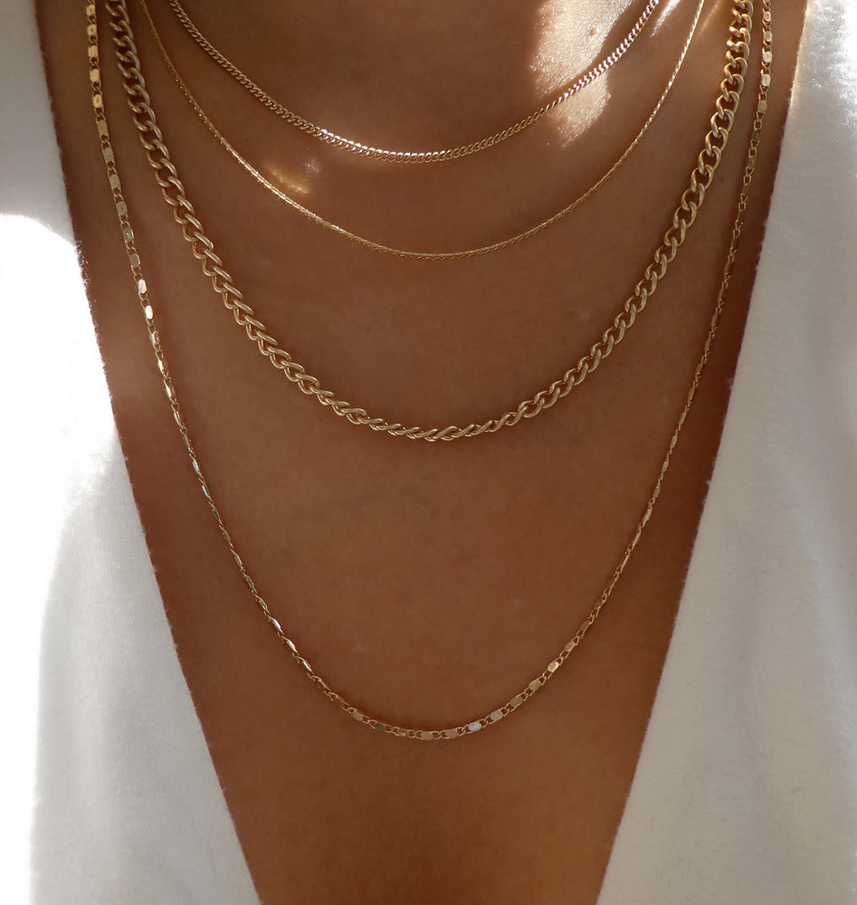 Elise Chain Necklace