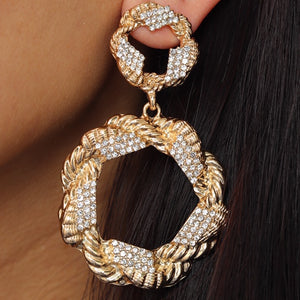 Crystal Kayson Earrings