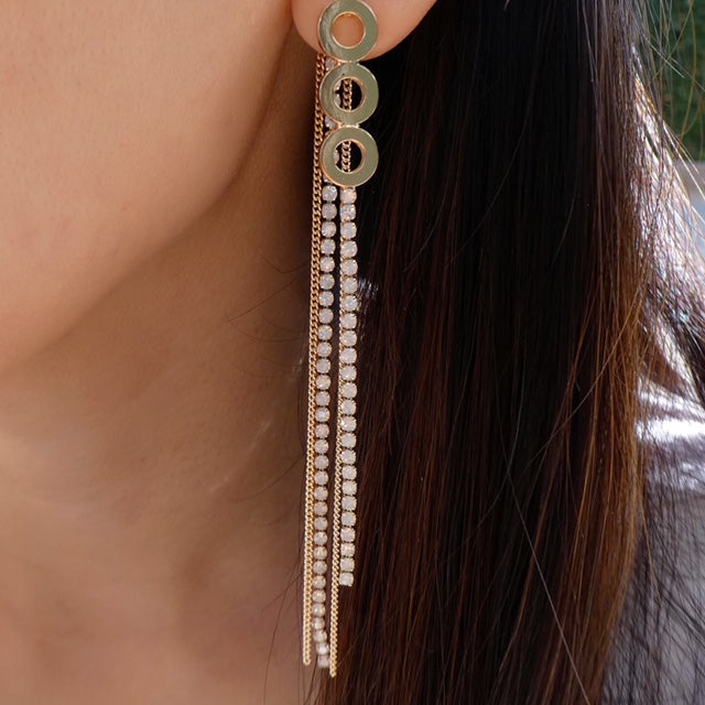 Western Drop Earrings