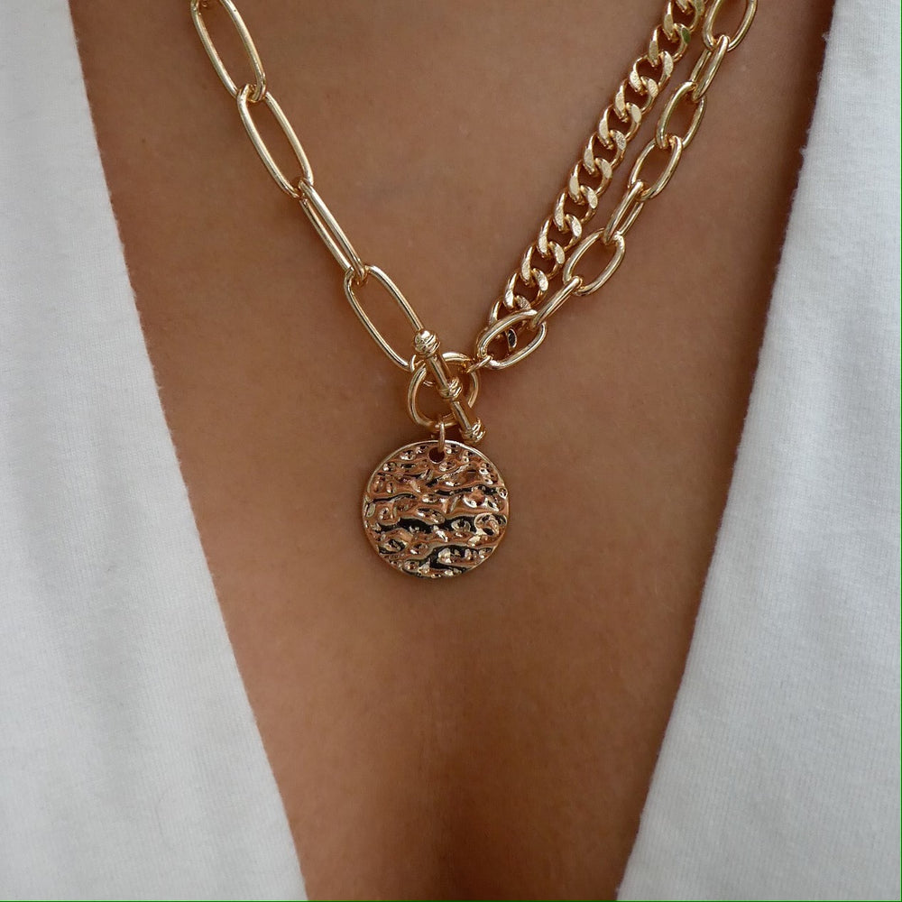 Rosario Chain Necklace