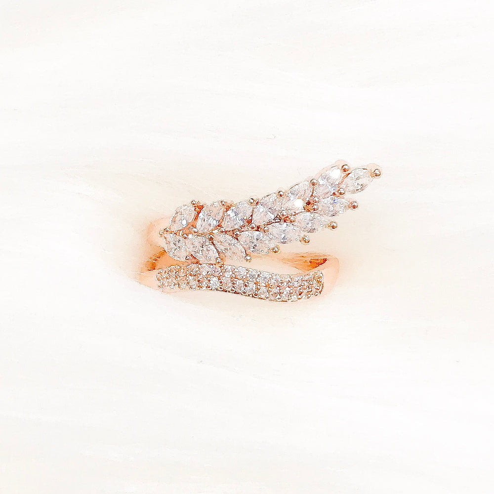 Rose Gold Darla Ring