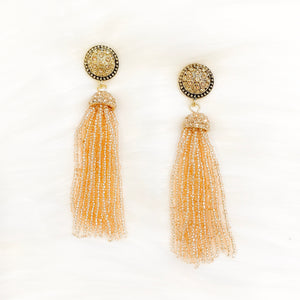 Sylvia Tassel Earrings
