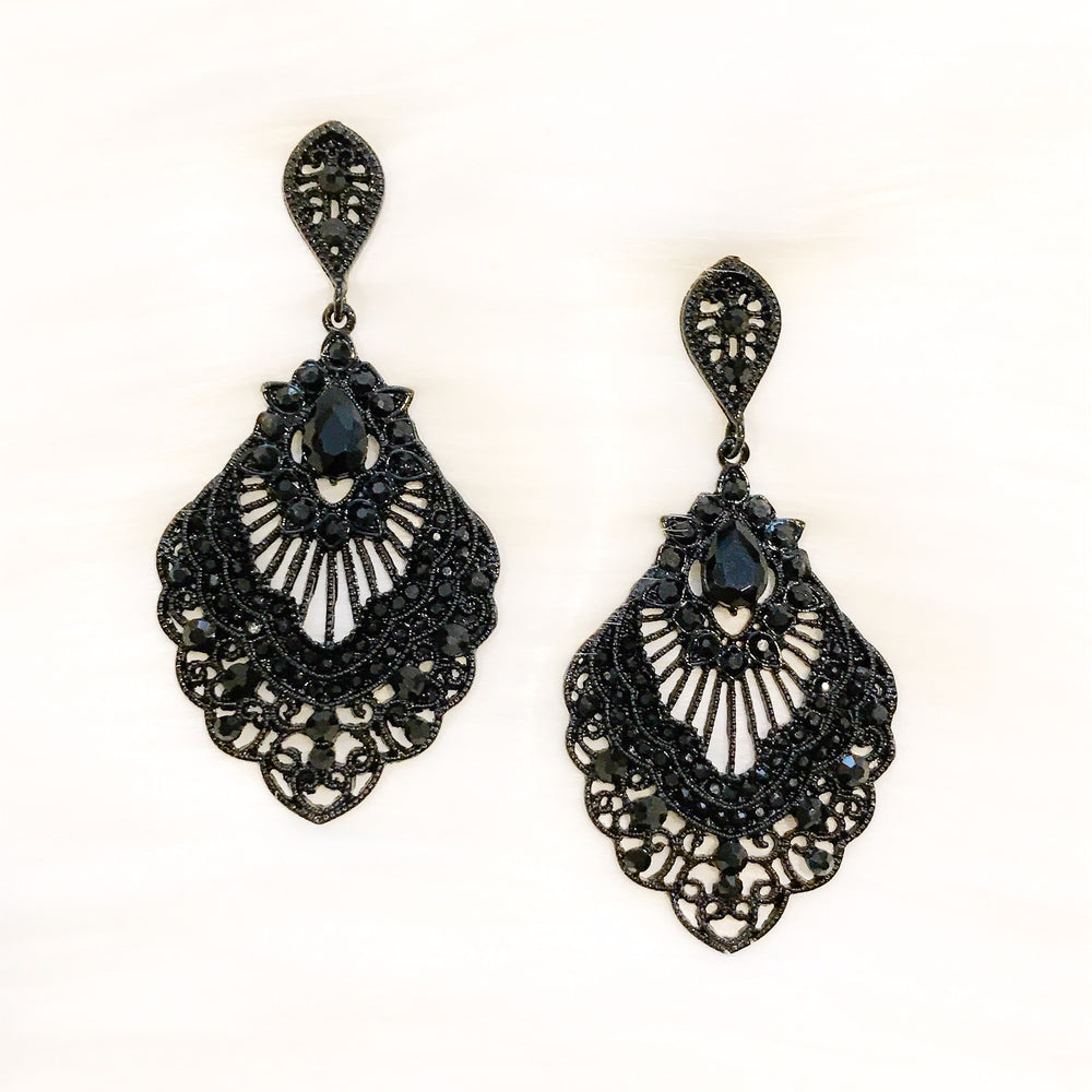Shadow Minx Earrings
