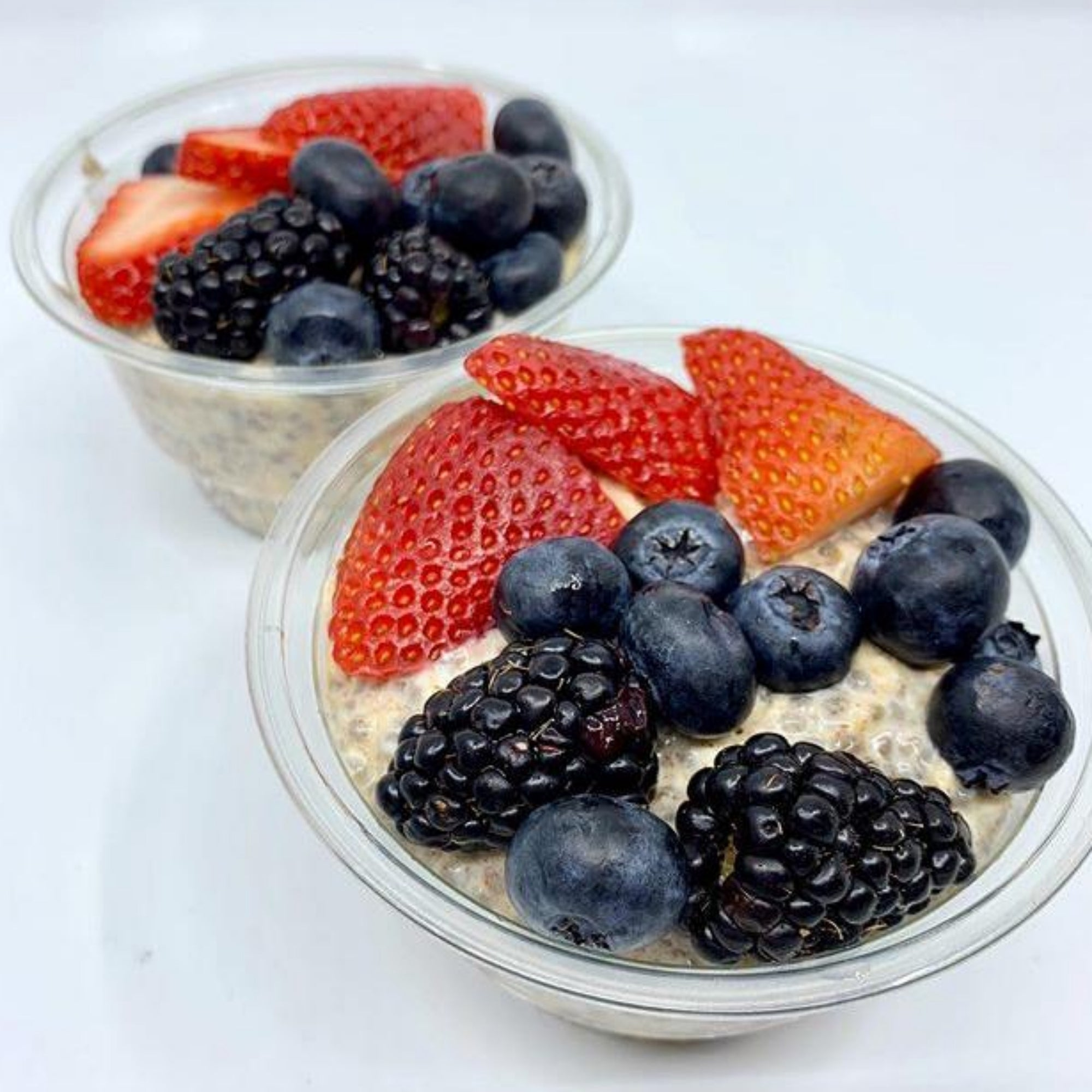 Overnight Oats (by Fridge2Table)