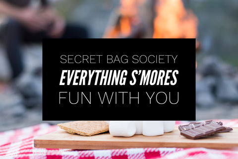 August Secret Bag Society by The Handmaker's Bag