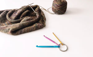 Drop a Stitch Fix It Tool for Fixing Dropped Stitches in Knitting or Crochet - The Handmaker's Bag