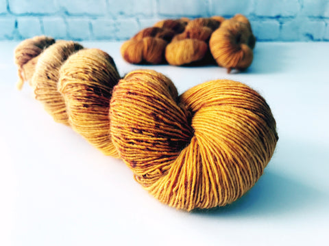 A Ghastlie Notion - 2019 Mother's Day Collection 100g High Twist Merino Wool Yarn