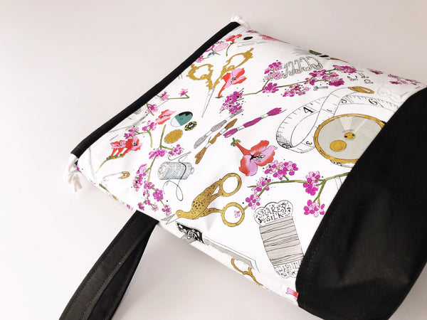 Grab & Go Bag:  A Ghastlie Notion -  2019 Mother's Day Collection