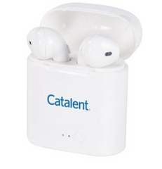 Catalent Branded Wireless Ear Buds-TEK220