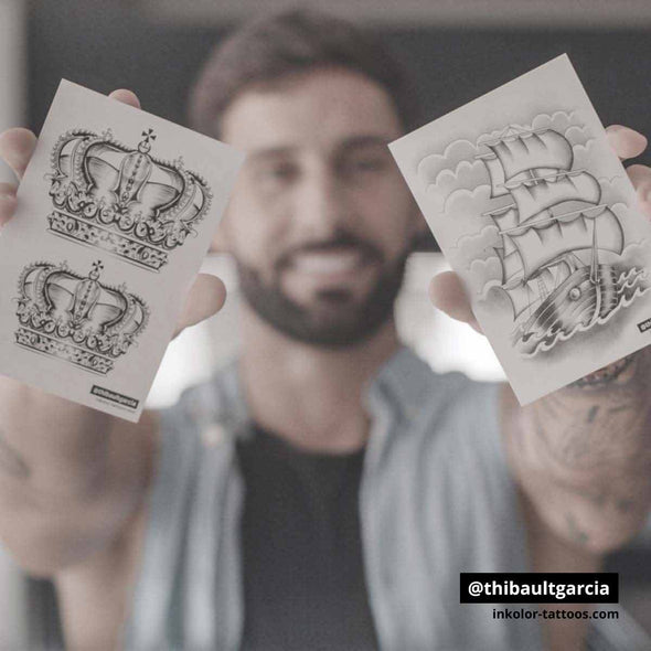 Pack tattoos @thibaultgarcia