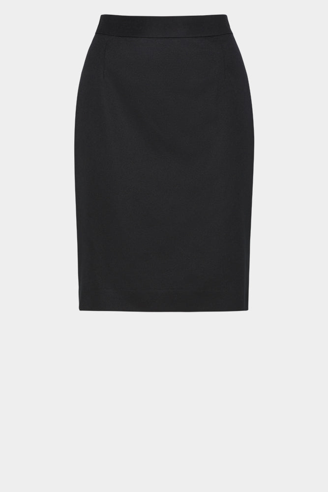 Aria Skirt - Black Velvet