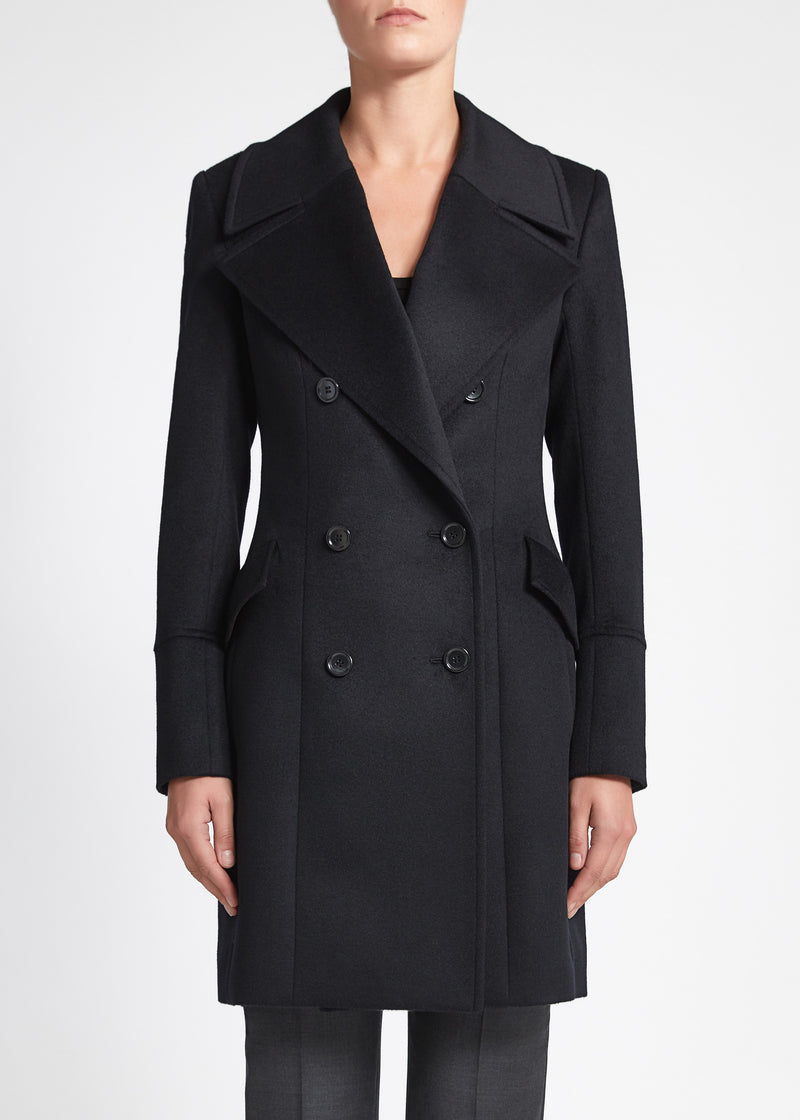 Eleonora Coat - Midnight