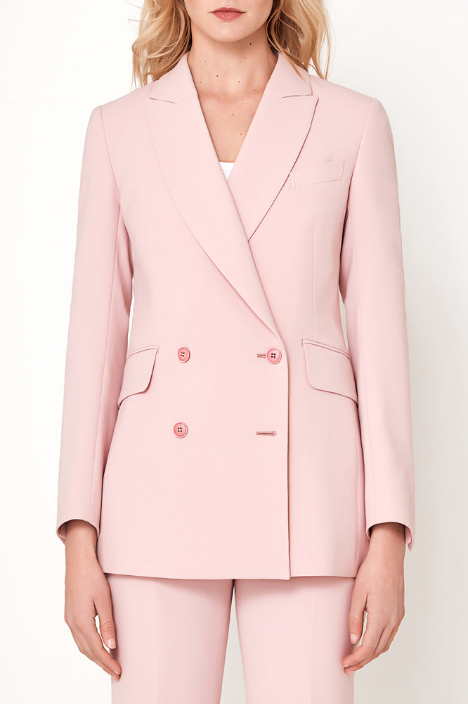 Luna Jacket - Dusty Pink