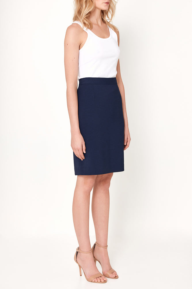 Aria Skirt - Navy 20