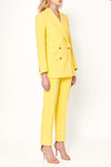 Luna Jacket - Canary Yellow