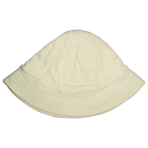 Pastel Yellow Sun Hat 0-6M