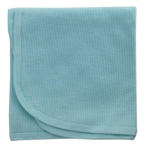 Mint Thermal Receiving Blanket 30x40