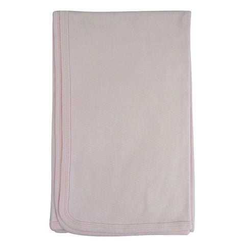 Pink Receiving Blanket 30x40