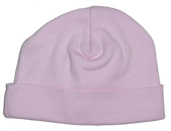 Pink Baby Cap One Size