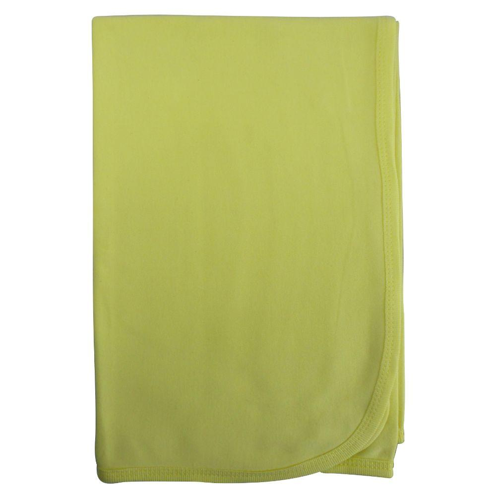 Yellow Receiving Blanket 30x40