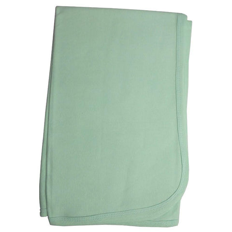 Mint Receiving Blanket 30x40