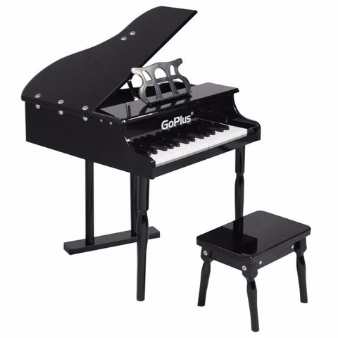 Children 30 Keys Toy Grand Baby Piano with