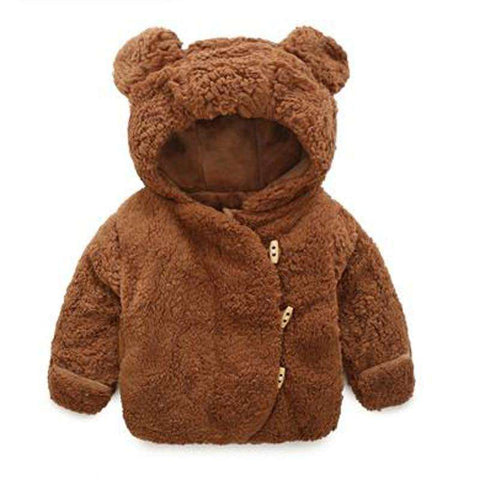Teddy Bear Fur Coat