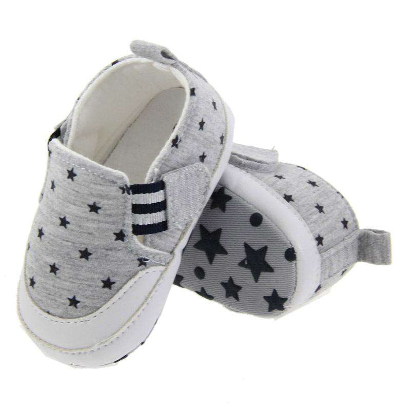 Cute Star Soft Bottom Non-slip - Infant Route