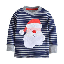 Santa striped Long sleeve - Infant Route