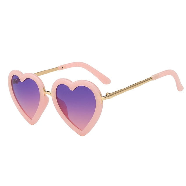 Heart Shaped SunGlasses