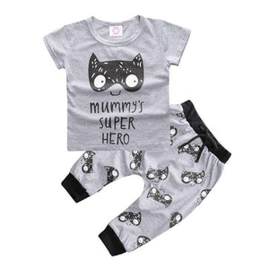 Mommys Super Hero Matching Set - Infant Route