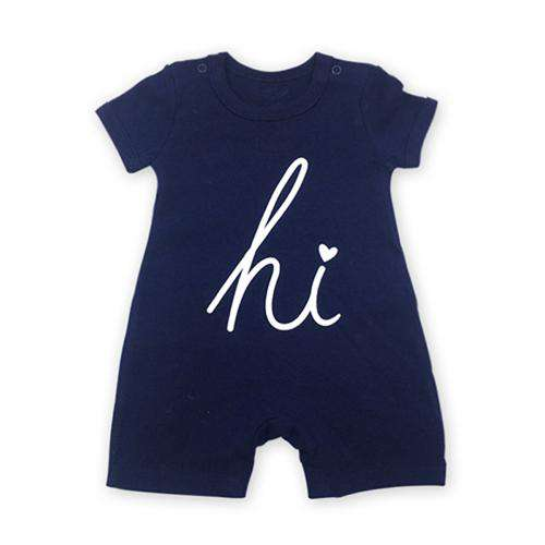 New born Babies Overalls Short sleeve cotton - Infant Route