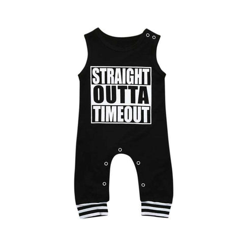 Summer Baby Boys Infant Jumpsuit Romper - Infant Route