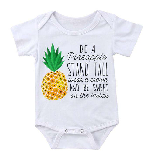 Tall and Sweet Like A Pineapple - Infant Route