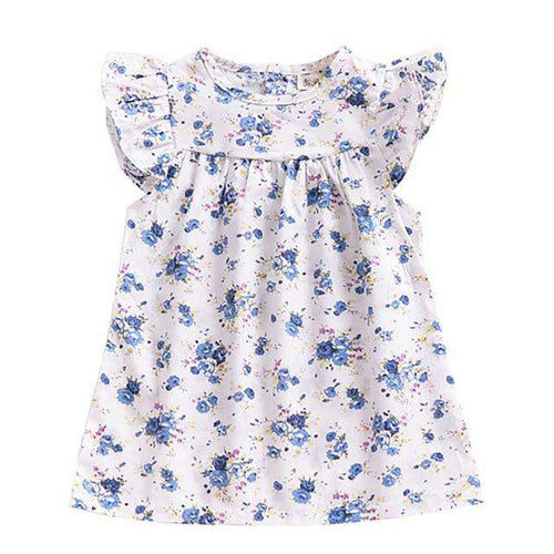Flower Tea Party Dress - Infant Route