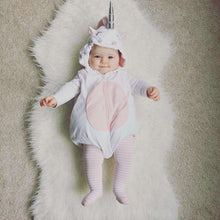 Unicorn Zipper Jumpsuit