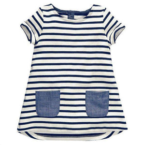 Stripe Casual Sundress - Infant Route