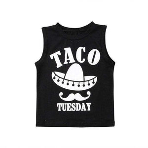 Taco Tuesday Shirt - Infant Route