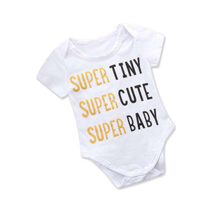 Super Mom, Baby and Kid Matching Tee